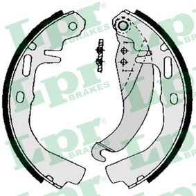 buy LPR Brake Shoe Set 02500 at any time