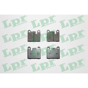 Brake Pad Set, disc brake 05P1057 for BMW cheap prices - Shop Now!