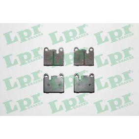 Compre e substitua Jogo de pastilhas para travão de disco LPR 05P115
