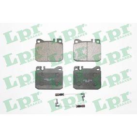 Brake Pad Set, disc brake 05P141A for MERCEDES-BENZ cheap prices - Shop Now!