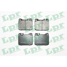 Achat de Kit de plaquettes de frein, frein à disque LPR 05P211