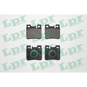 комплект спирачно феродо, дискови спирачки 05P428 с добро LPR съотношение цена-качество