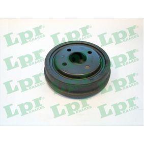 compre LPR Tambor de travão 7D0137 a qualquer hora