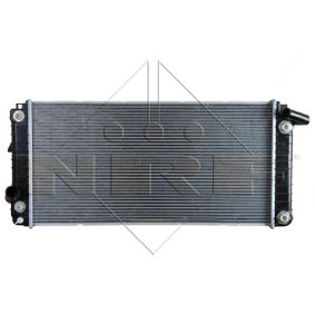 Radiatore, Raffreddamento motore NRF 50208 comprare e sostituisci
