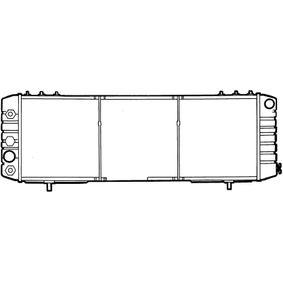 Achetez et remplacez Radiateur, refroidissement du moteur 50391