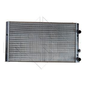 Radiateur, refroidissement du moteur 509521 NRF Paiement sécurisé — seulement des pièces neuves