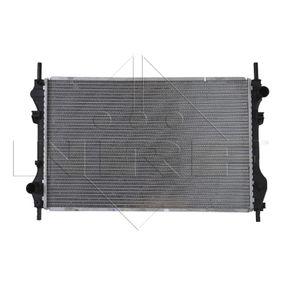 Radiatore, Raffreddamento motore 509696 con un ottimo rapporto NRF qualità/prezzo