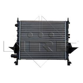 Radiatore, Raffreddamento motore NRF 519513 comprare e sostituisci