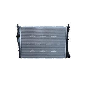 Radiatore, Raffreddamento motore 53203 con un ottimo rapporto NRF qualità/prezzo