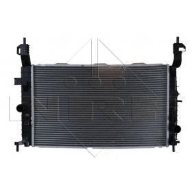 Radiatore, Raffreddamento motore 53416 con un ottimo rapporto NRF qualità/prezzo
