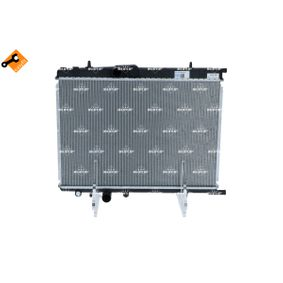 Radiateur, refroidissement du moteur 53424 à un rapport qualité-prix NRF exceptionnel