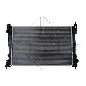 Radiatore, Raffreddamento motore 53454 con un ottimo rapporto NRF qualità/prezzo