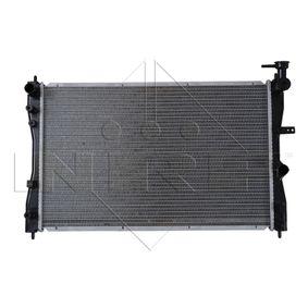 Radiatore, Raffreddamento motore NRF 53464 comprare e sostituisci