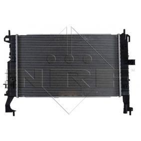 Radiatore, Raffreddamento motore 53475 con un ottimo rapporto NRF qualità/prezzo
