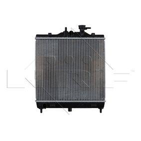 Radiatore, Raffreddamento motore NRF 53489 comprare e sostituisci