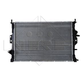 Radiatore, Raffreddamento motore 53737 con un ottimo rapporto NRF qualità/prezzo