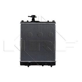 Radiatore, Raffreddamento motore 53824 con un ottimo rapporto NRF qualità/prezzo