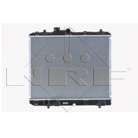 Radiatore, Raffreddamento motore 53918 con un ottimo rapporto NRF qualità/prezzo