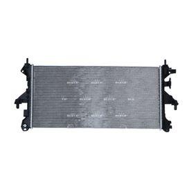 Achetez et remplacez Radiateur, refroidissement du moteur 54203