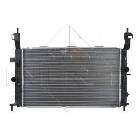 Radiatore, Raffreddamento motore 55317 con un ottimo rapporto NRF qualità/prezzo
