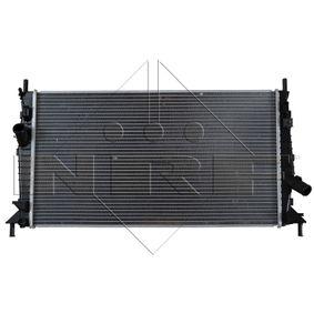 Radiatore, Raffreddamento motore 55327 con un ottimo rapporto NRF qualità/prezzo