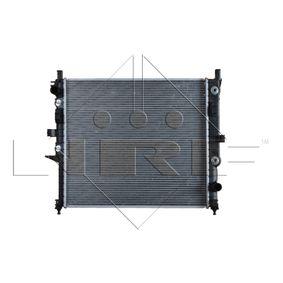 Radiateur, refroidissement du moteur 55334 à un rapport qualité-prix NRF exceptionnel