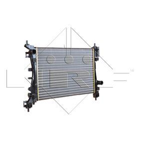 Radiatore, Raffreddamento motore 55340 con un ottimo rapporto NRF qualità/prezzo