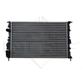 Radiatore, Raffreddamento motore 58025 con un ottimo rapporto NRF qualità/prezzo