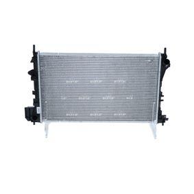 Radiatore, Raffreddamento motore NRF 58203 comprare e sostituisci