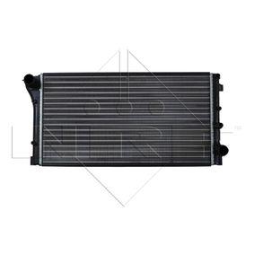 Radiatore, Raffreddamento motore 58237 con un ottimo rapporto NRF qualità/prezzo