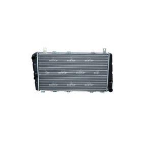 Radiatore, Raffreddamento motore NRF 58250 comprare e sostituisci