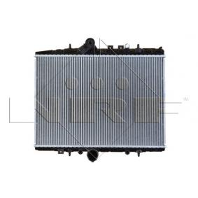 Radiateur, refroidissement du moteur 58351 à un rapport qualité-prix NRF exceptionnel