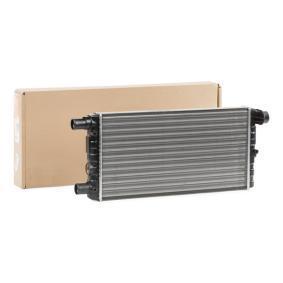 Radiatore, Raffreddamento motore 58845 con un ottimo rapporto NRF qualità/prezzo