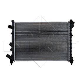 Radiatore, Raffreddamento motore 58943 con un ottimo rapporto NRF qualità/prezzo