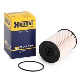 palivovy filtr E85KP D146 s vynikajícím poměrem mezi cenou a HENGST FILTER kvalitou