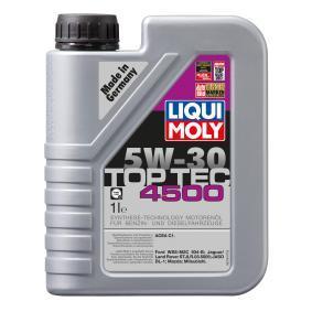 Olej silnikowy 3724 LIQUI MOLY Bezpieczna opłata — tylko nowe części zamienne