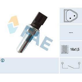 FAE Przełącznik, swiatło cofania 40590 kupować online całodobowo