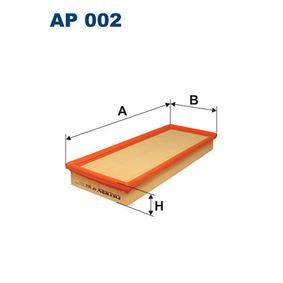 въздушен филтър FILTRON AP002 купете и заменете