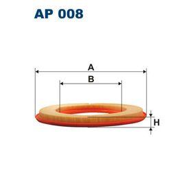 въздушен филтър FILTRON AP008 купете и заменете