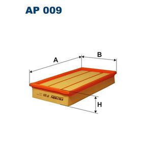 въздушен филтър FILTRON AP009 купете и заменете