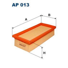 Filtro aria FILTRON AP013 comprare e sostituisci