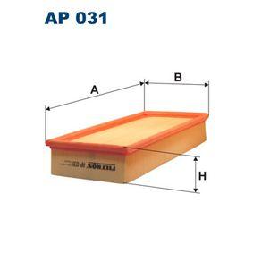 Air Filter AP031 at a discount — buy now!