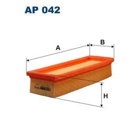 FILTRON въздушен филтър AP042 купете онлайн денонощно