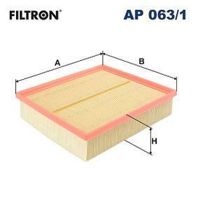въздушен филтър AP063/1 с добро FILTRON съотношение цена-качество