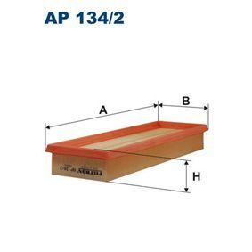 въздушен филтър AP134/2 с добро FILTRON съотношение цена-качество