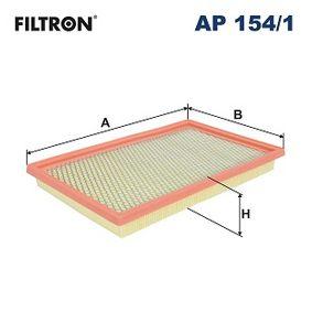 въздушен филтър AP154/1 с добро FILTRON съотношение цена-качество