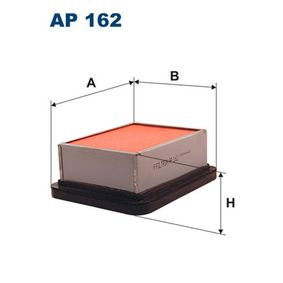 въздушен филтър FILTRON AP162 купете и заменете