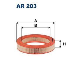 въздушен филтър FILTRON AR203 купете и заменете