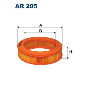 koop FILTRON Luchtfilter AR205 op elk moment