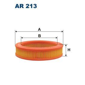 въздушен филтър FILTRON AR213 купете и заменете